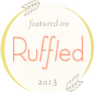 Anne Schmidt has been published on Ruffled