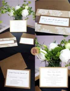 sweet and natural invitations for free wedding contest