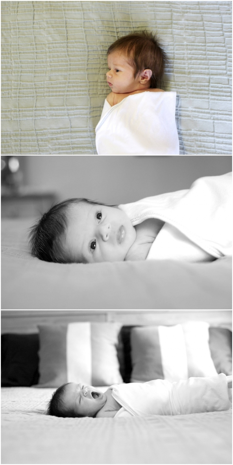 newborn baby photographer in Boston