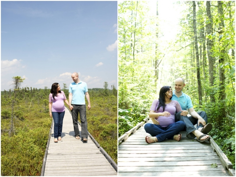 Bangor Maine maternity photographer
