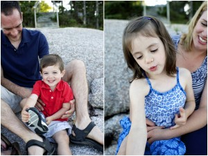 family portrait photographer in Blue Hill Maine