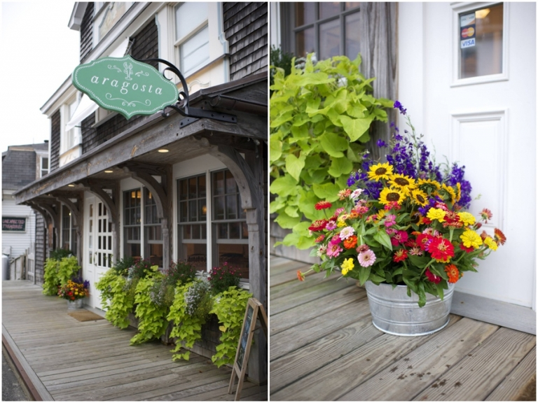 coastal Maine farm to table restaurants