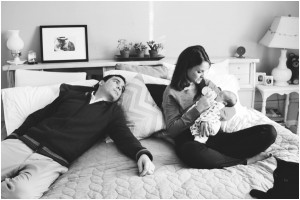 lifestyle baby photography in maine