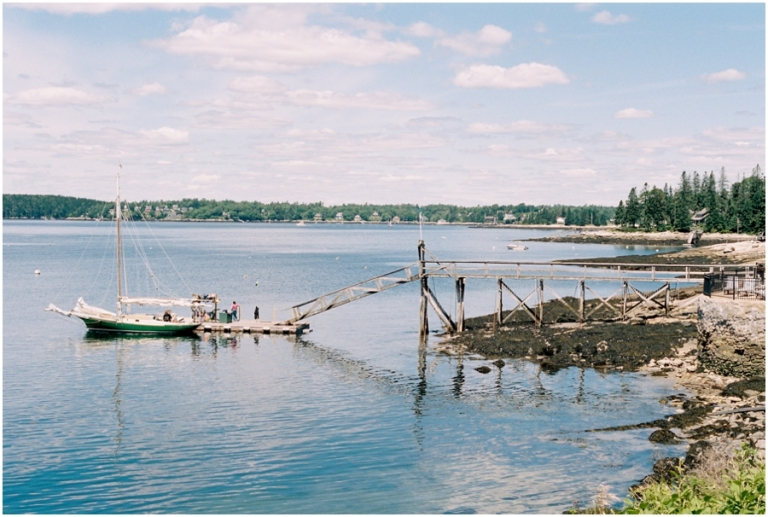 film wedding photographers in Maine and Texas