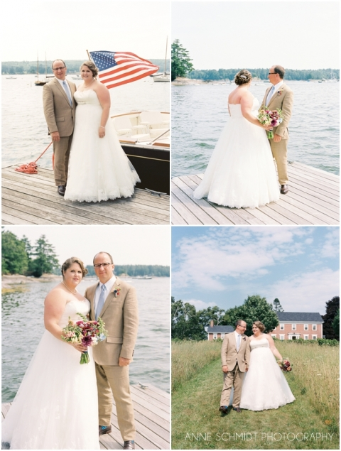 Maine film wedding photographer