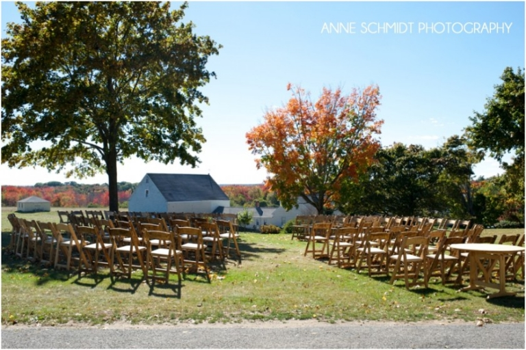 wedding ceremonies at Laudholm Farm
