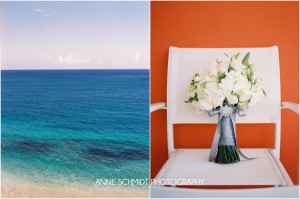 tropical wedding bouquet in San Jan