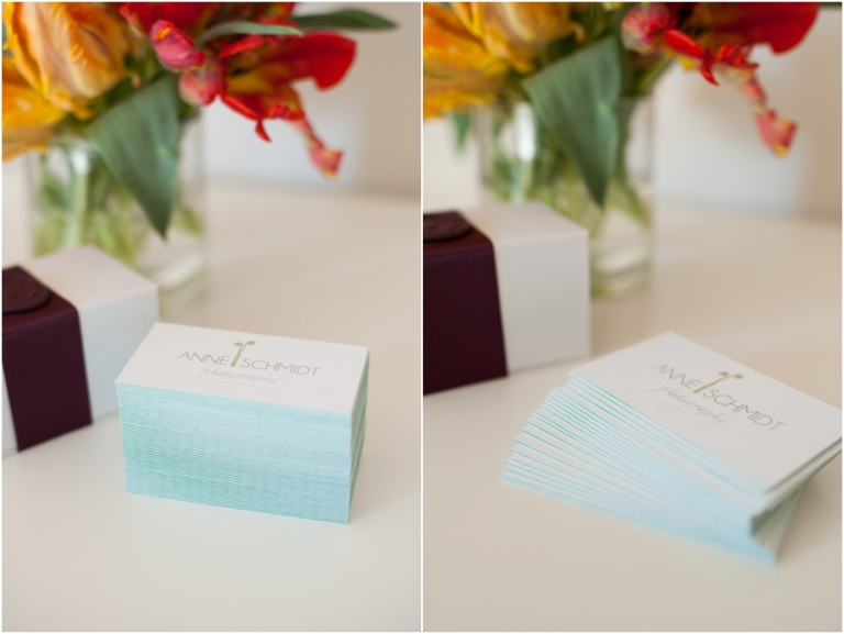 Moo Luxe business cards review 1